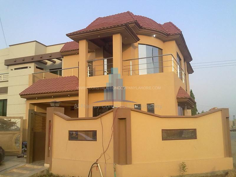 10 marla house design completed DHA phase 8