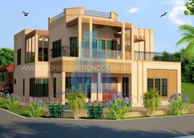 HBFC House Society Lahore
