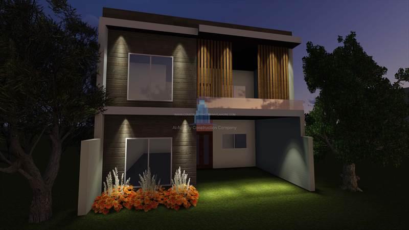 Lahore Motorway City Housing Society Construction by AL Naafay Construction Company Lahore