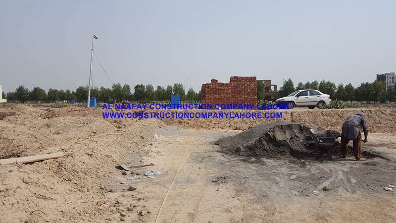 Cement sand mixture