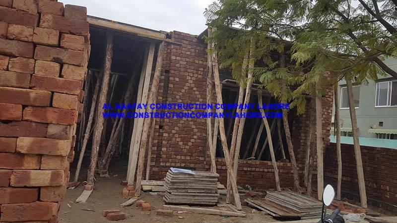 Super Structure Brick Work