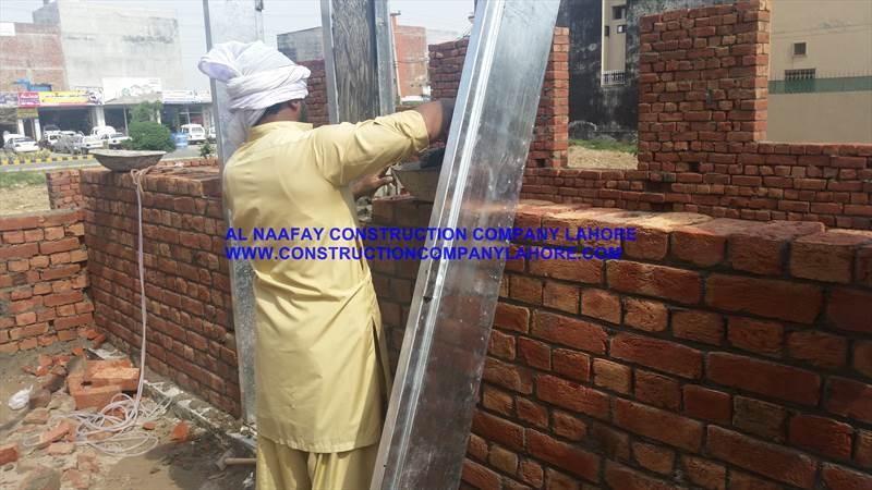 Door Frame Treatment for rust proofing