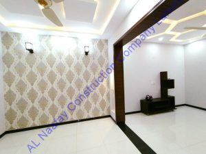 False ceiling design construction