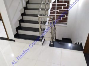 Stair design turnkey project