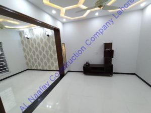 AL Naafay Construction ceiling design