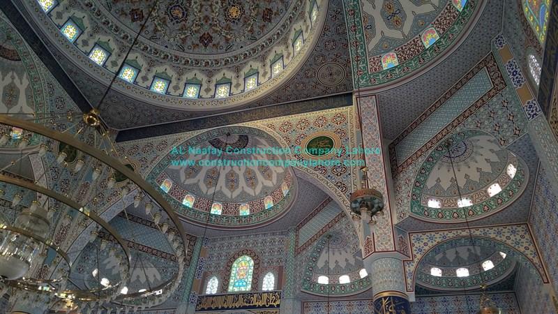 doom design architecture AL Naafay Construction Company Lahore