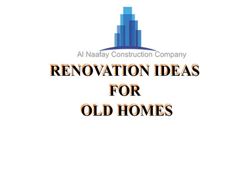 renovation ideas for old homes