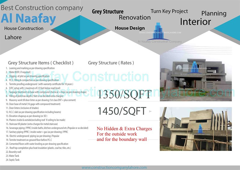 grey structure low rate