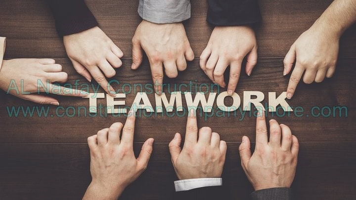 team work alnaafay