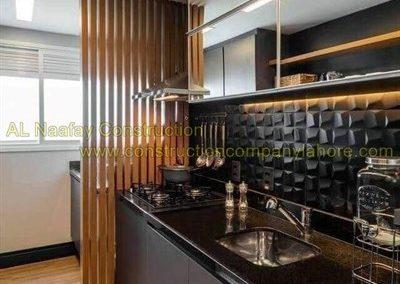 Kitchen Design Al Naafay Construction Company Lahore