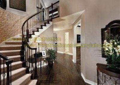 Stairs Design AL Naafay Construction Company Lahore Paksitan (1)