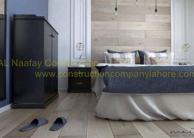 bedrooms idea by AL Naafay Construction Company